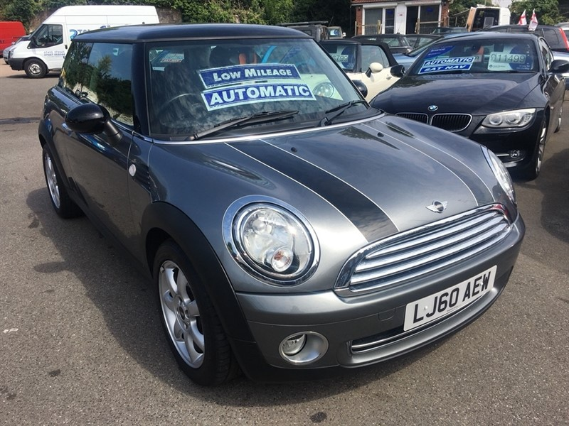 used MINI Hatch Cooper Graphite 3dr in rochester-kent