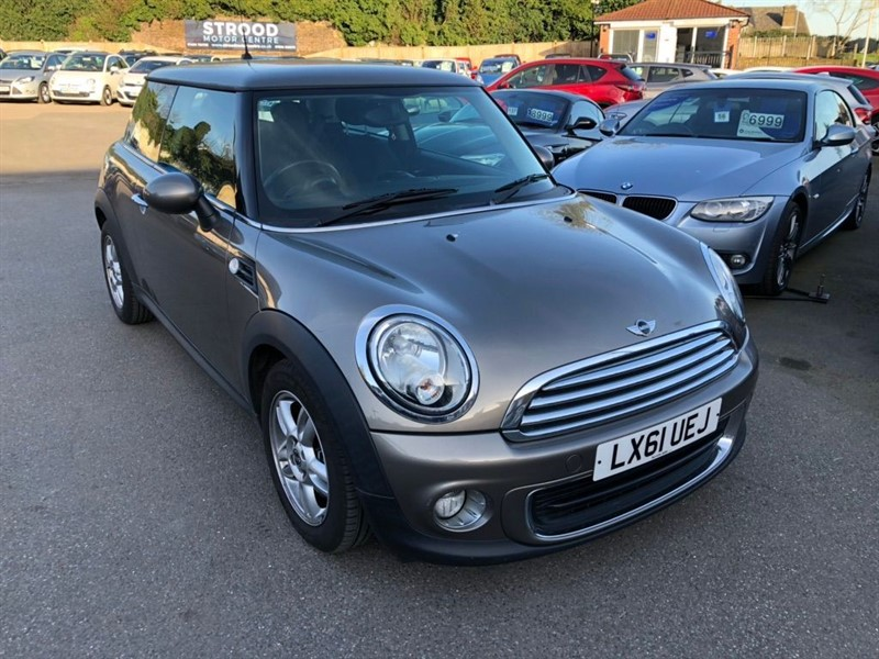 used MINI Hatch One (Pepper) in rochester-kent