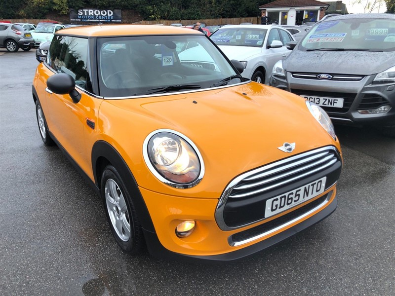 used MINI Hatch One (s/s) in rochester-kent