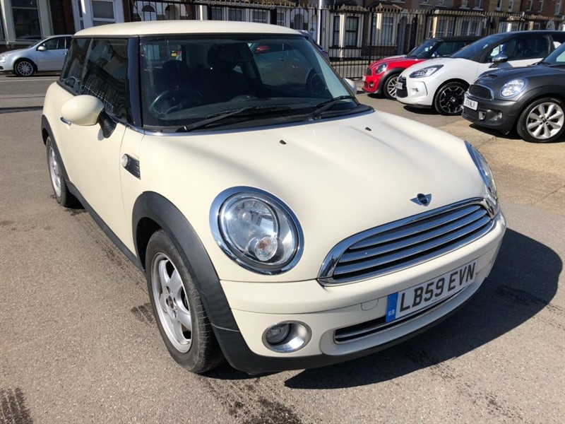 used MINI Hatch One in rochester-kent