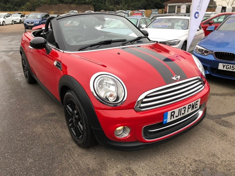 used MINI Roadster Cooper Roadster 2dr in rochester-kent