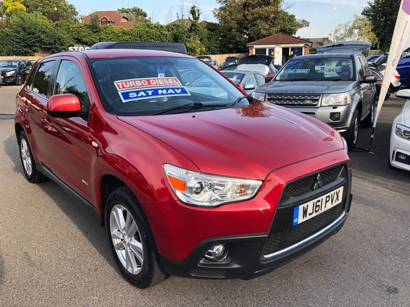 used Mitsubishi ASX 4 in rochester-kent