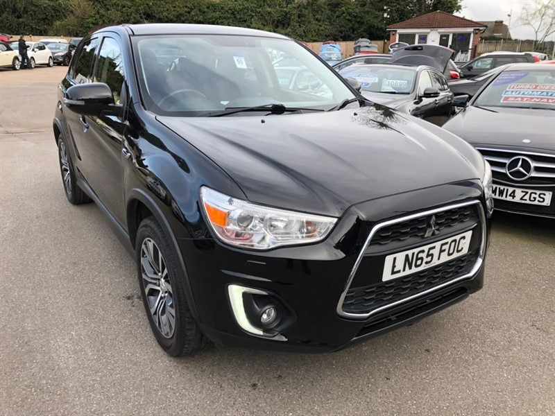 used Mitsubishi ASX ZC-M in rochester-kent