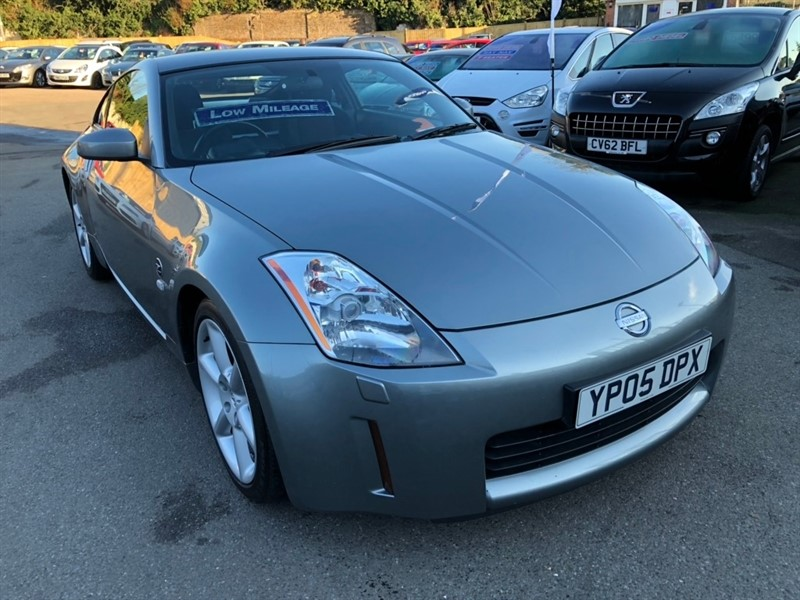 used Nissan 350Z V6 2dr in rochester-kent
