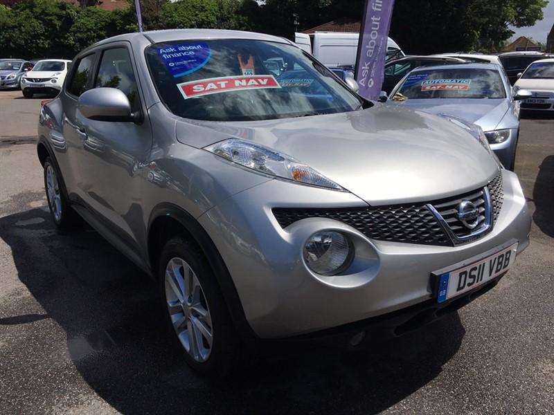 used Nissan Juke 16v Acenta Premium 5dr in rochester-kent