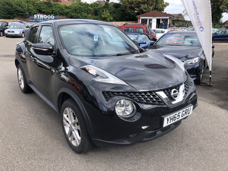 used Nissan Juke Acenta (s/s) in rochester-kent