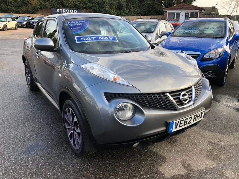 used Nissan Juke 16v Acenta Premium (s/s) 5dr in rochester-kent