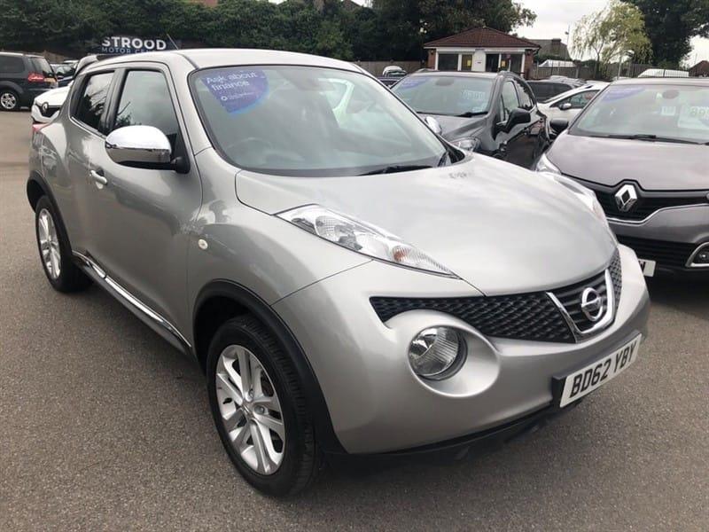 used Nissan Juke Acenta Premium in rochester-kent