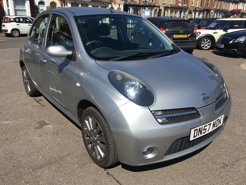 used Nissan Micra 16v Sport 5dr in rochester-kent