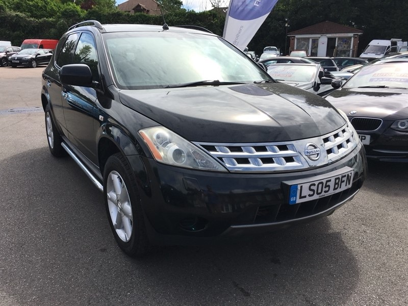 used Nissan Murano V6 Xtronic CVT 5dr in rochester-kent