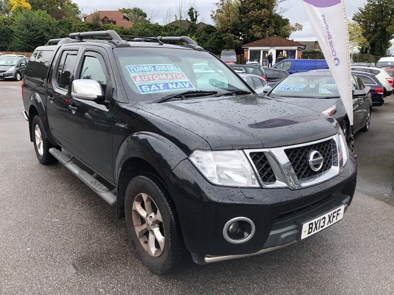 used Nissan Navara Tekna Double Cab Pickup (EU5) in rochester-kent