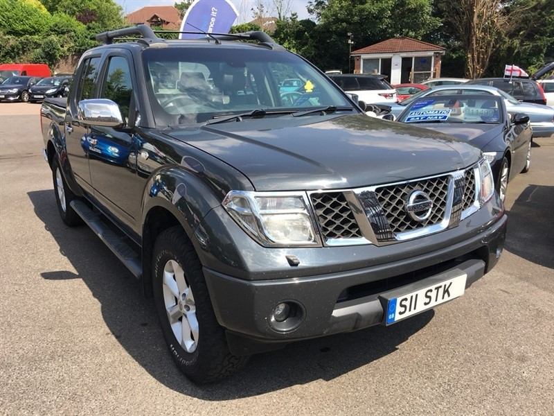 used Nissan Navara dCi Aventura Double Cab Pickup 4dr in rochester-kent