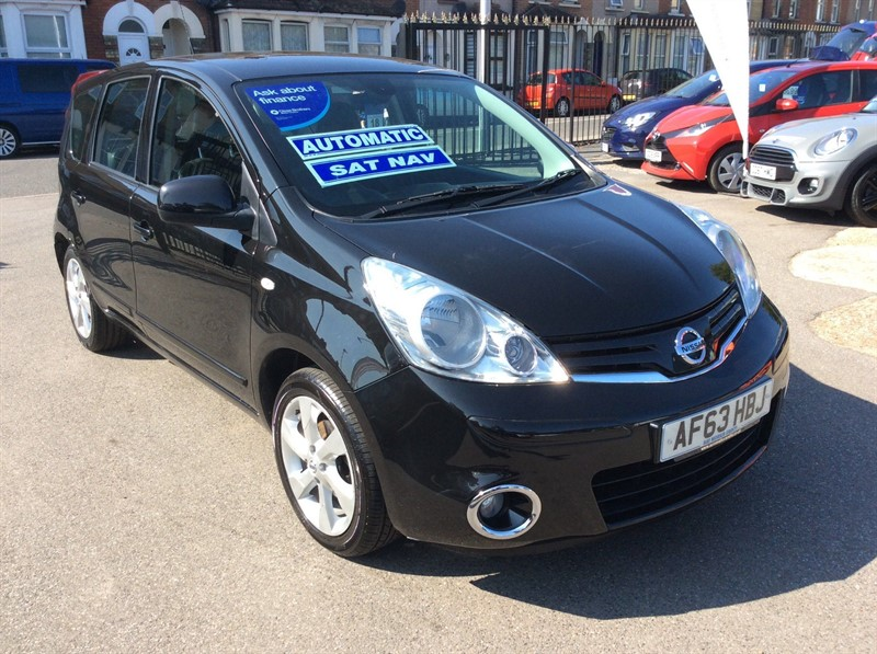 used Nissan Note 16v Acenta in rochester-kent