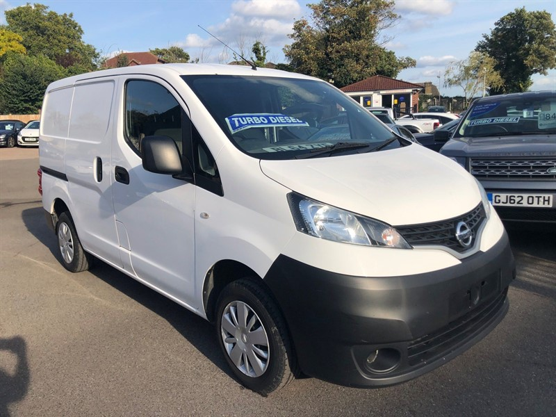 used Nissan NV200 Acenta SWB EU5 in rochester-kent