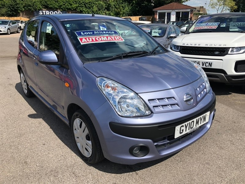 used Nissan Pixo n-tec 5dr in rochester-kent
