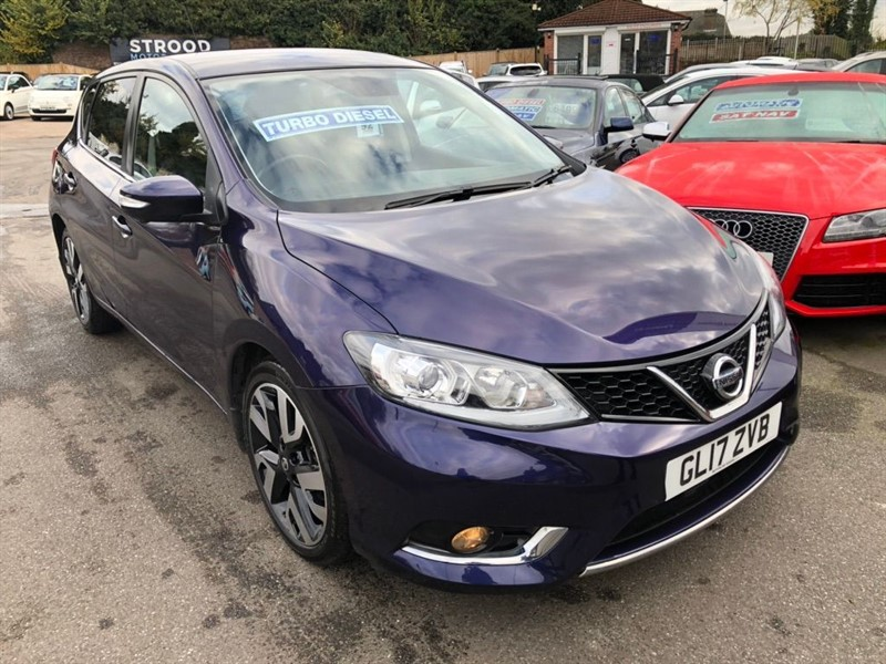 used Nissan Pulsar dCi Tekna (s/s) 5dr in rochester-kent