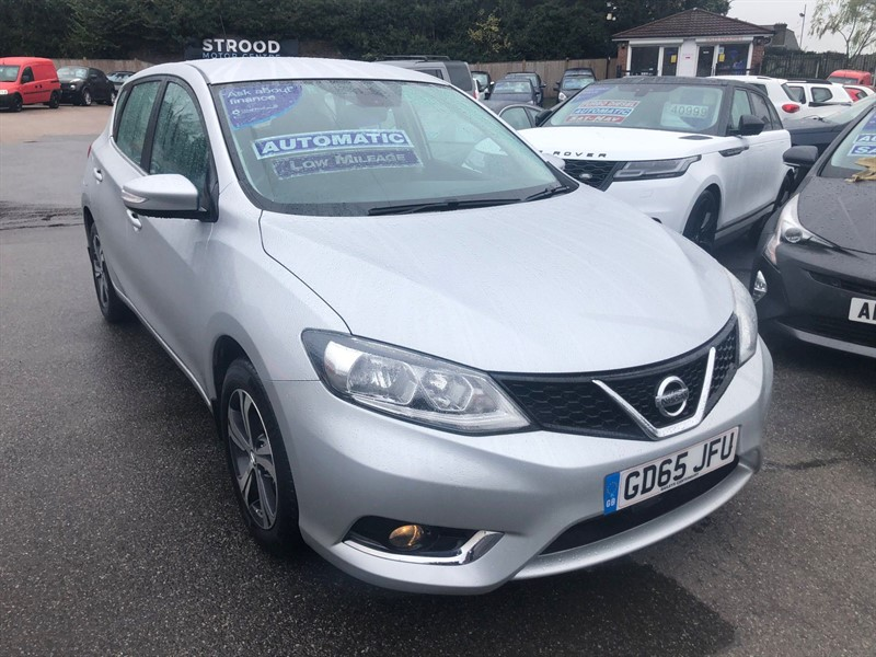 used Nissan Pulsar Acenta XTRON (s/s) in rochester-kent