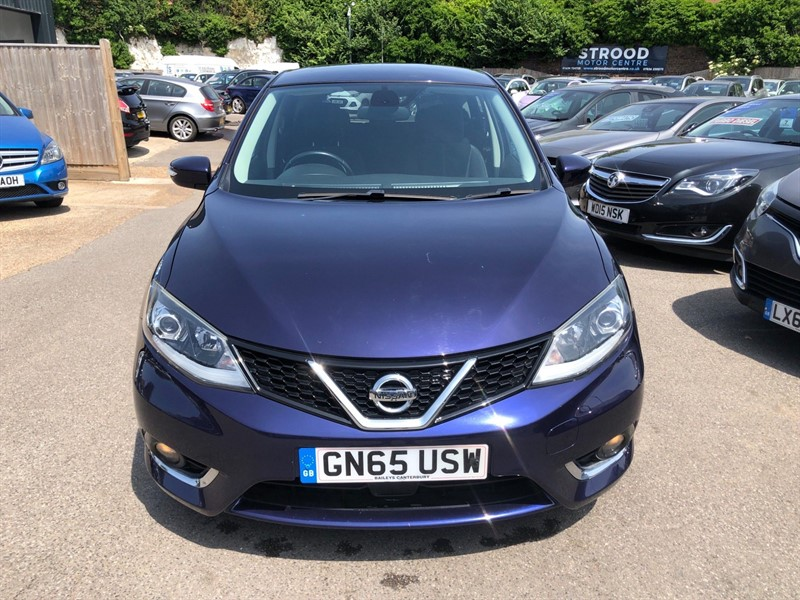 used Nissan Pulsar n-tec (s/s) in rochester-kent