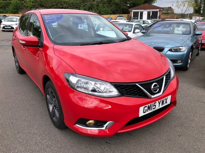 used Nissan Pulsar DIG-T Visia (s/s) 5dr in rochester-kent