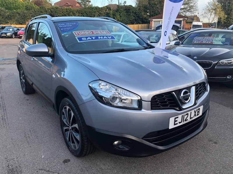 used Nissan Qashqai dCi N-TEC 2WD 5dr in rochester-kent