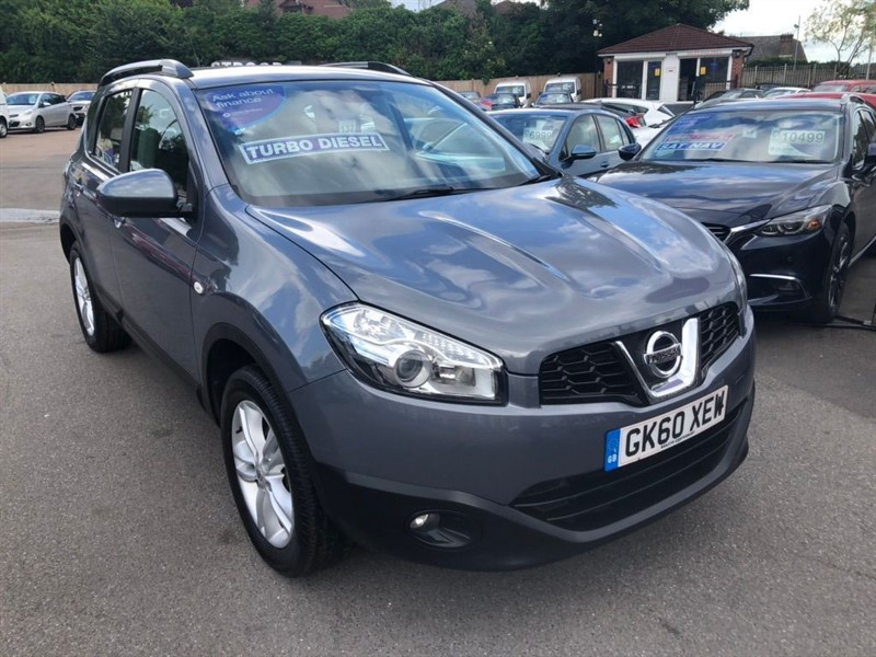 used Nissan Qashqai Acenta 2WD in rochester-kent