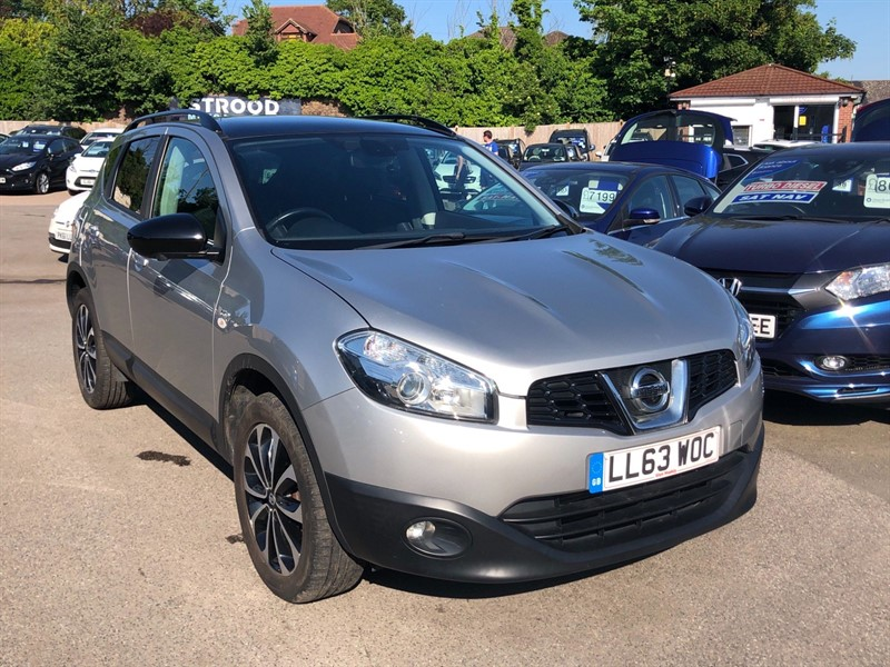 used Nissan Qashqai 360 in rochester-kent