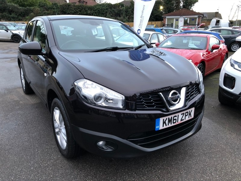 used Nissan Qashqai Acenta 2WD 5dr in rochester-kent