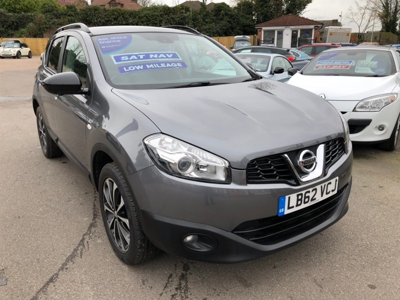 used Nissan Qashqai 360 5dr in rochester-kent