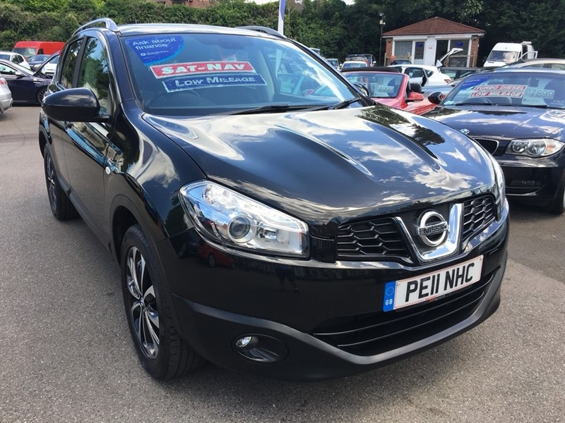 used Nissan Qashqai N-TEC 2WD 5dr in rochester-kent