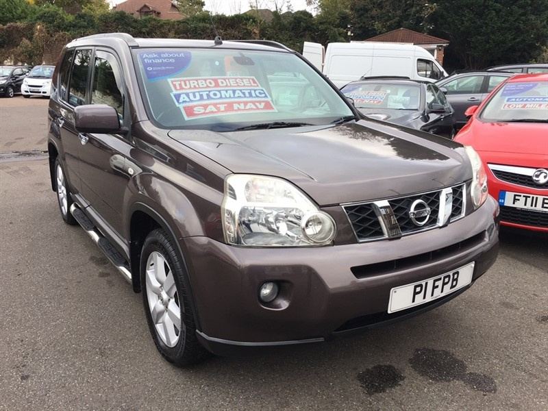 used Nissan X-Trail dCi Sport Expedition 5dr in rochester-kent