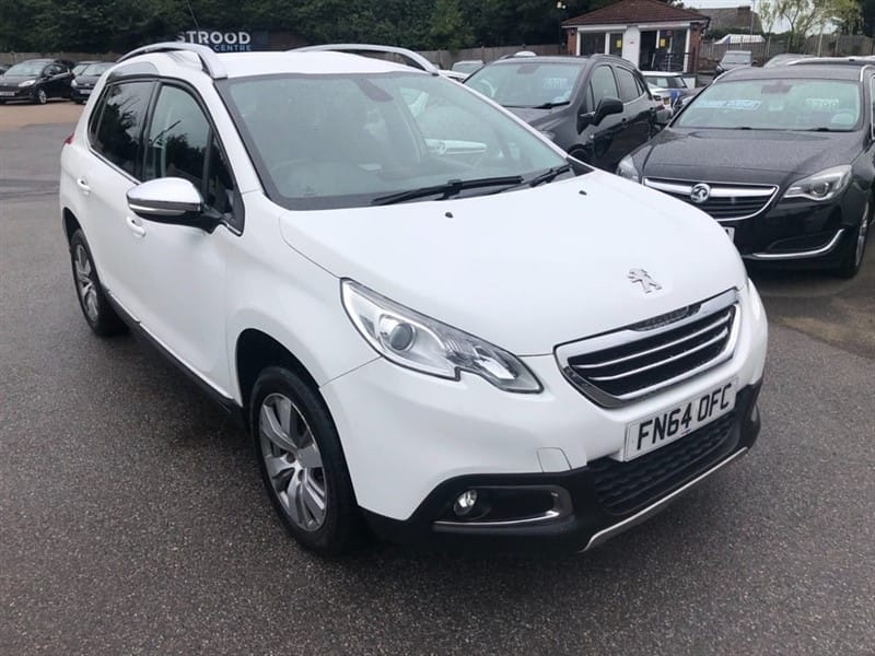 used Peugeot 2008 Allure EGC (s/s) in rochester-kent