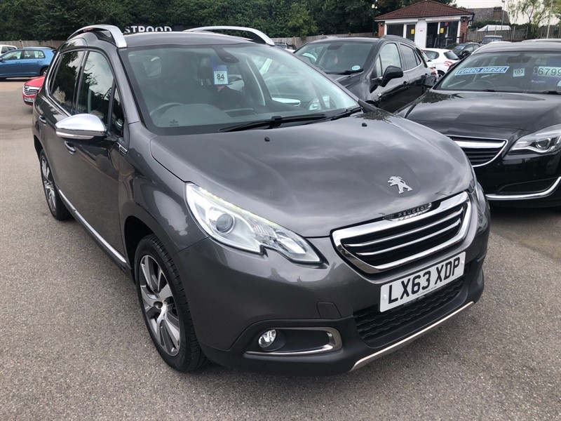 used Peugeot 2008 Allure in rochester-kent