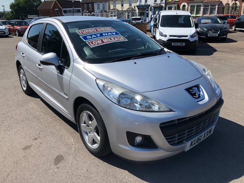 used Peugeot 207 HDi Sportium in rochester-kent