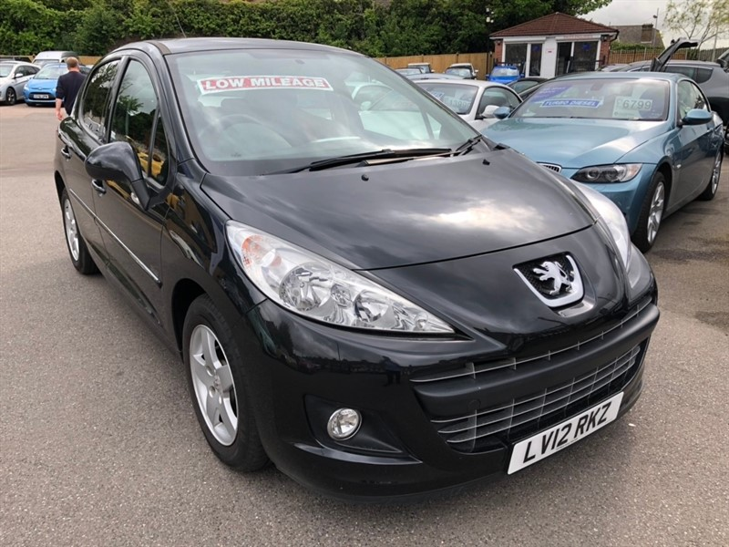 used Peugeot 207 Sportium 5dr in rochester-kent