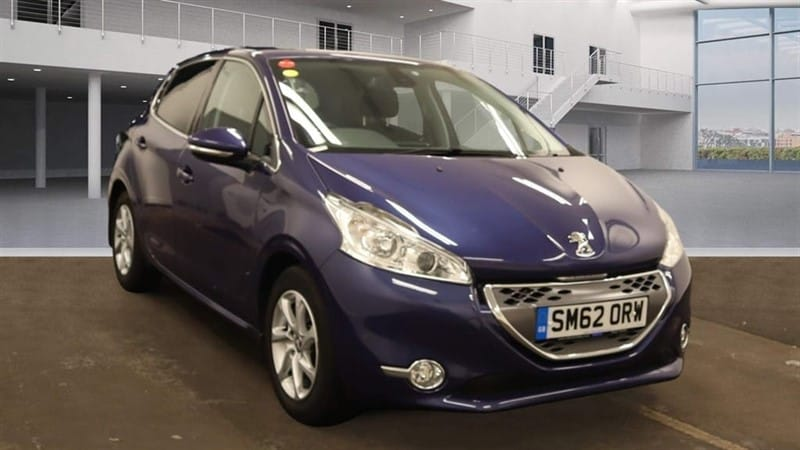 used Peugeot 208 Allure EGC (s/s) in rochester-kent
