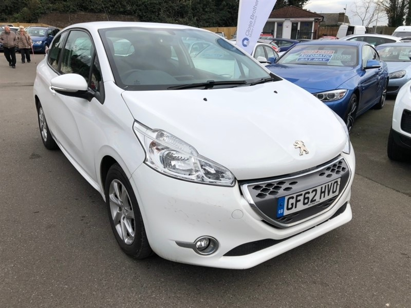 used Peugeot 208 e-HDi FAP Active EGC (s/s) 3dr in rochester-kent