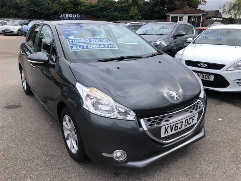 used Peugeot 208 Active EGC (s/s) in rochester-kent