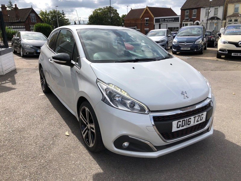 used Peugeot 208 PureTech GT Line (s/s) in rochester-kent