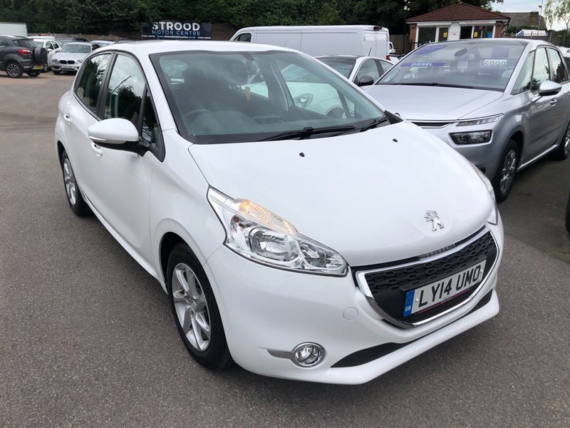 used Peugeot 208 Active in rochester-kent