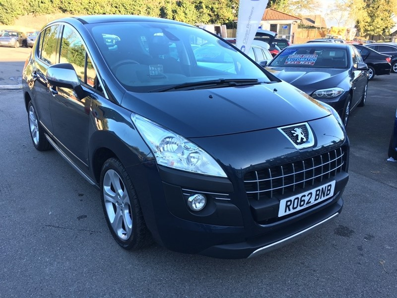 used Peugeot 3008 HDi FAP Allure 5dr in rochester-kent