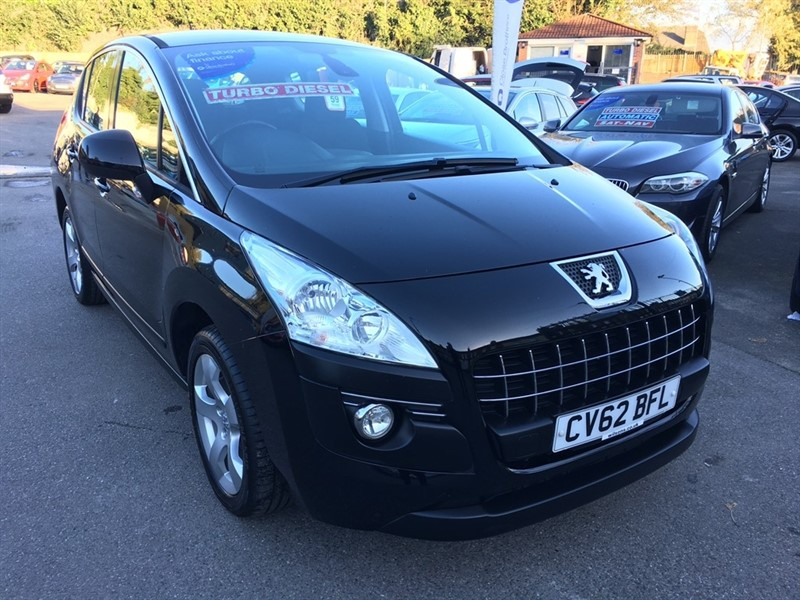 used Peugeot 3008 HDi Active 5dr in rochester-kent