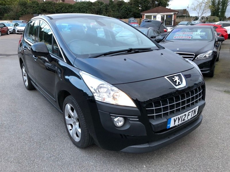 used Peugeot 3008 Active EGC in rochester-kent