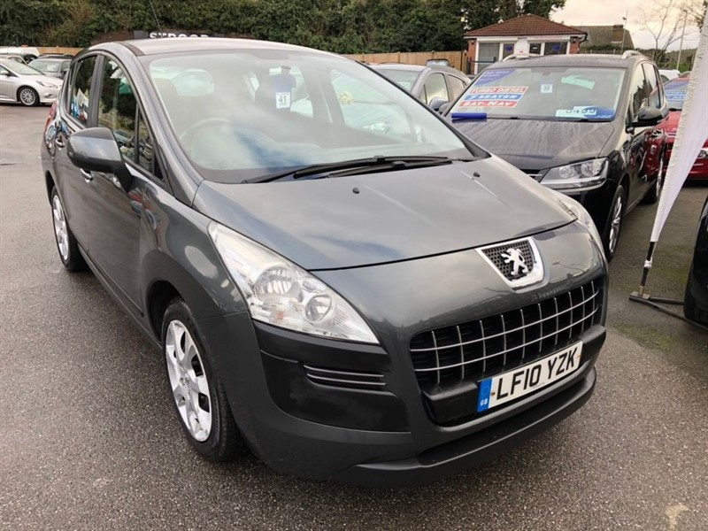 used Peugeot 3008 HDi FAP Active in rochester-kent