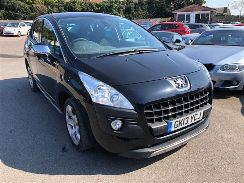 used Peugeot 3008 HDi FAP Style in rochester-kent