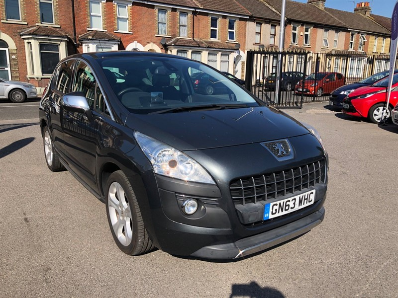 used Peugeot 3008 HDi FAP Allure in rochester-kent