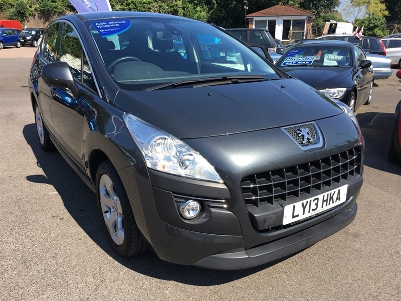 used Peugeot 3008 VTi Active 5dr in rochester-kent