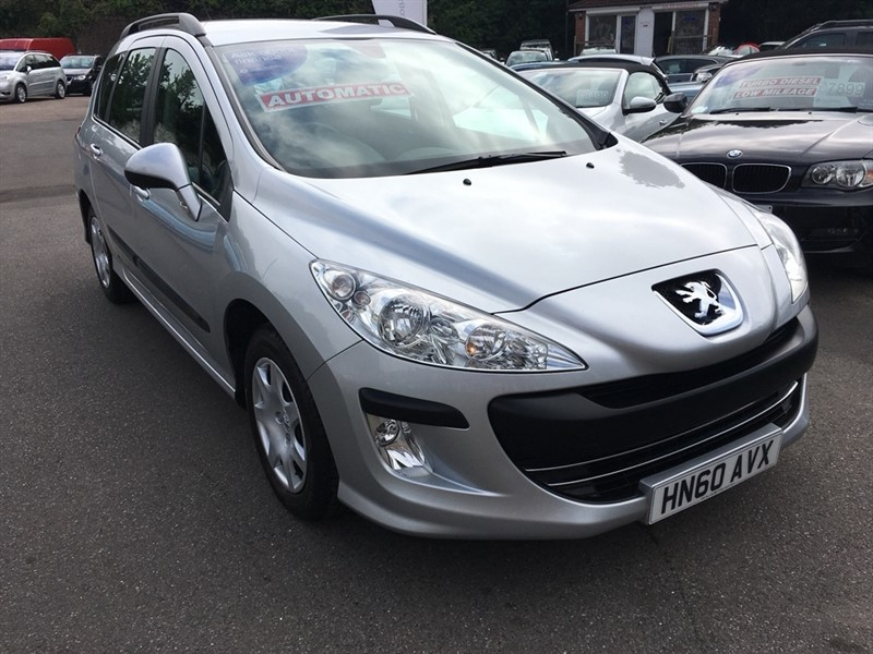 used Peugeot 308 SW VTi S 5dr in rochester-kent