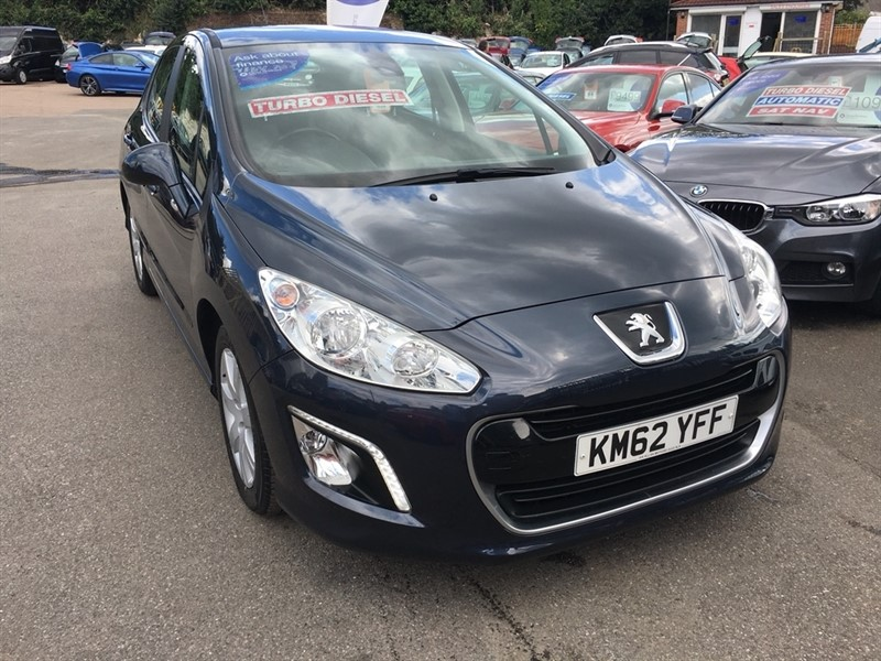 used Peugeot 308 HDi Active 5dr in rochester-kent