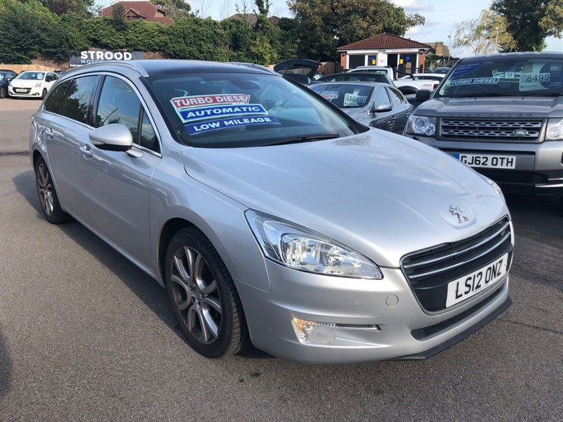 used Peugeot 508 SW Allure EGC in rochester-kent
