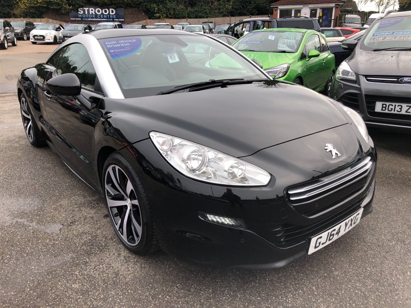 used Peugeot RCZ HDi GT in rochester-kent